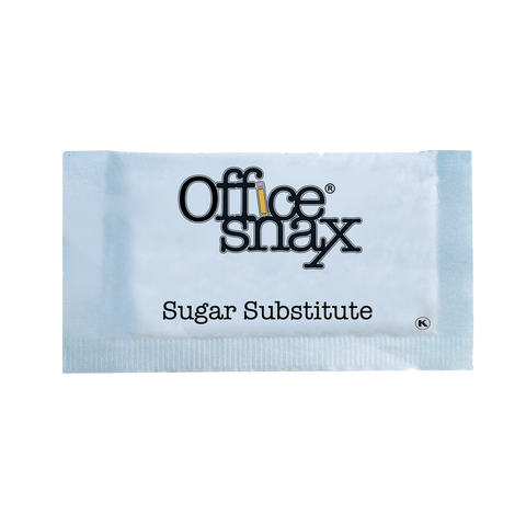 O/S Blue Sweetener Packets - 2m 1g pkts/box