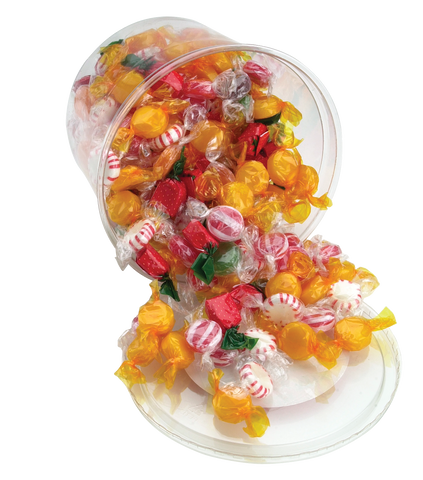 Fancy Mix Candy - (12) 2 lb tubs/case