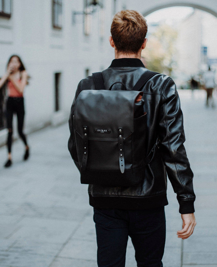 Nacht Hallstatt - Backpack | Kraxe Wien - Premium Handcrafted Backpacks
