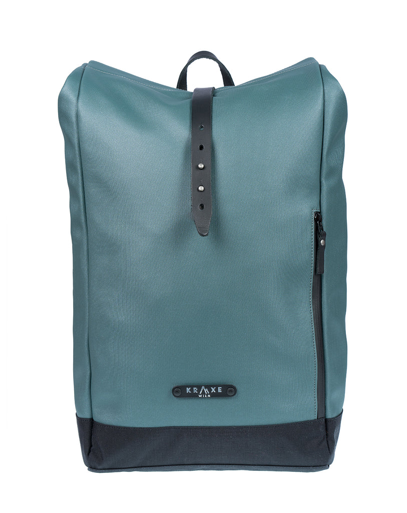 Graz Silber Backpack | Kraxe Wien - Premium Handcrafted Backpacks