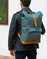 Salzburg Silber Backpack | Kraxe Wien - Premium Handcrafted Backpacks