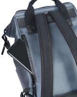 Prater Silber - Backpack | Kraxe Wien - Premium Handcrafted Backpacks