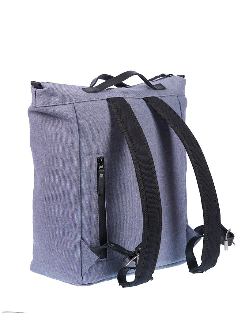 Cycle & Shopper Canvas Backpack | Kraxe Wien - Premium Backpacks
