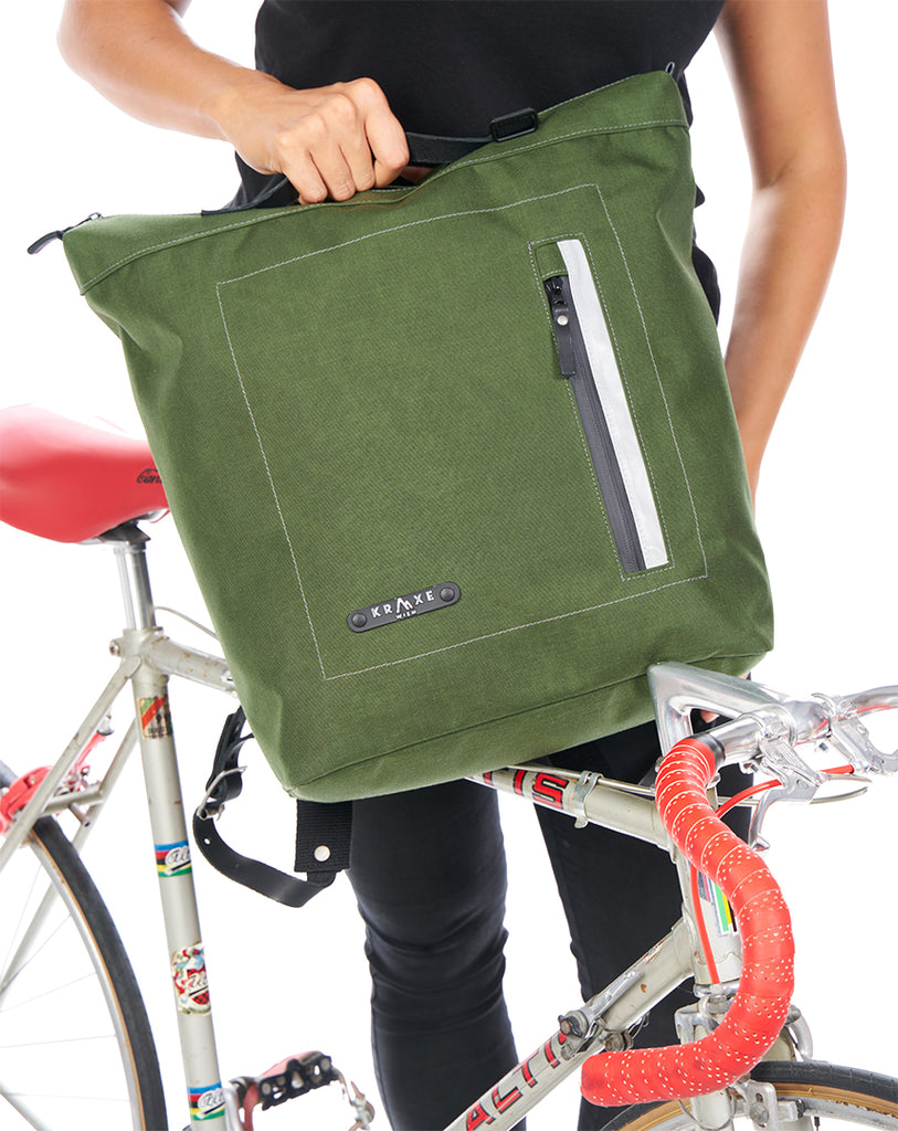 Cycle & Shopper Cordura Backpack | Kraxe Wien - Premium Backpacks