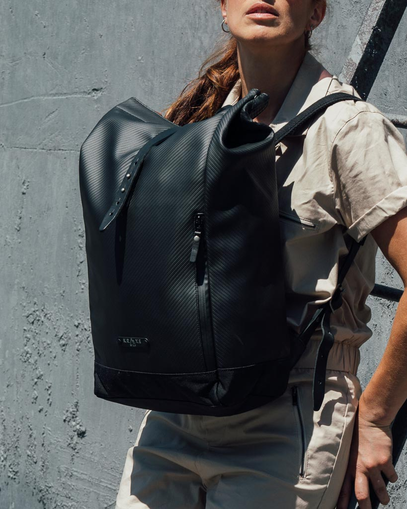 Nacht Graz - Backpack | Kraxe Wien - Premium Handcrafted Backpacks