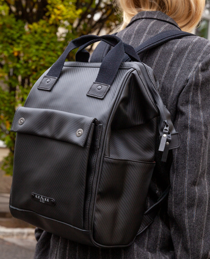 Prater Nacht - Backpack | Kraxe Wien - Premium Handcrafted Backpacks