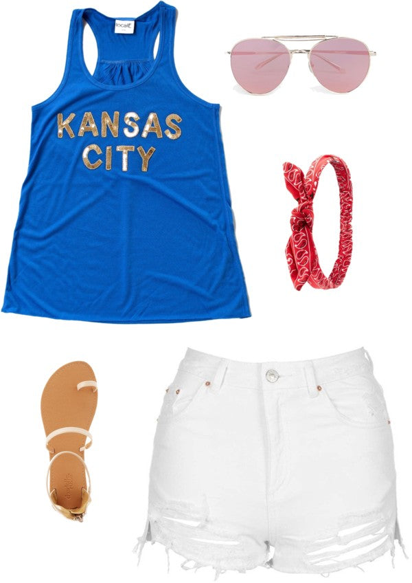 blue-kansas-city-sequin-racer-tank