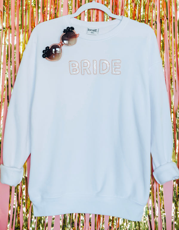 Bride Sweatshirt