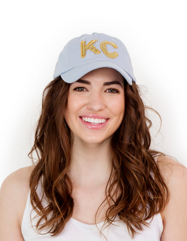 KC Sequin Baseball Hat