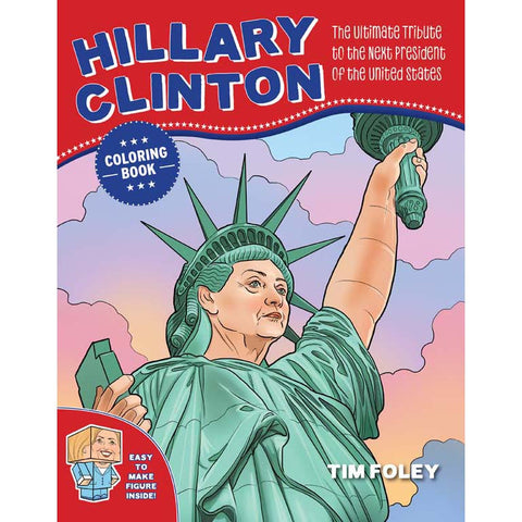 Hillary Clinton Coloring Book