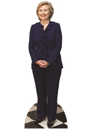 Cut-Outs - Life-Sized Hillary, Barack And Michelle!