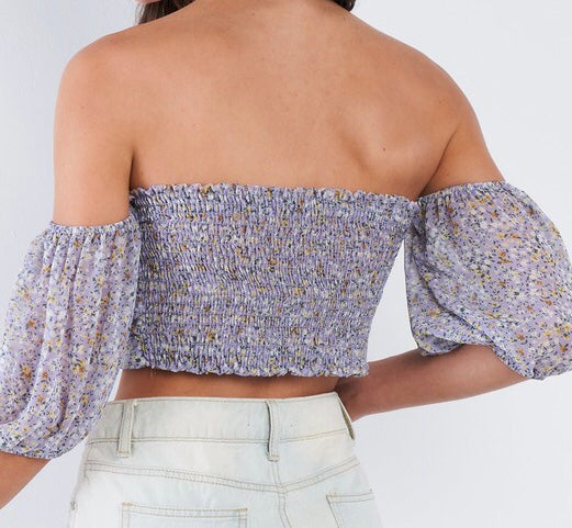 Dreaming Of Summer Top