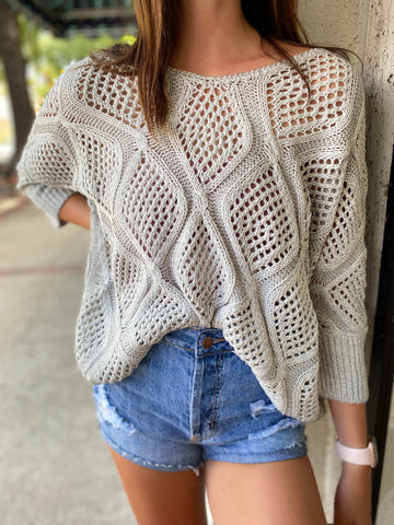 New To Town Sweater