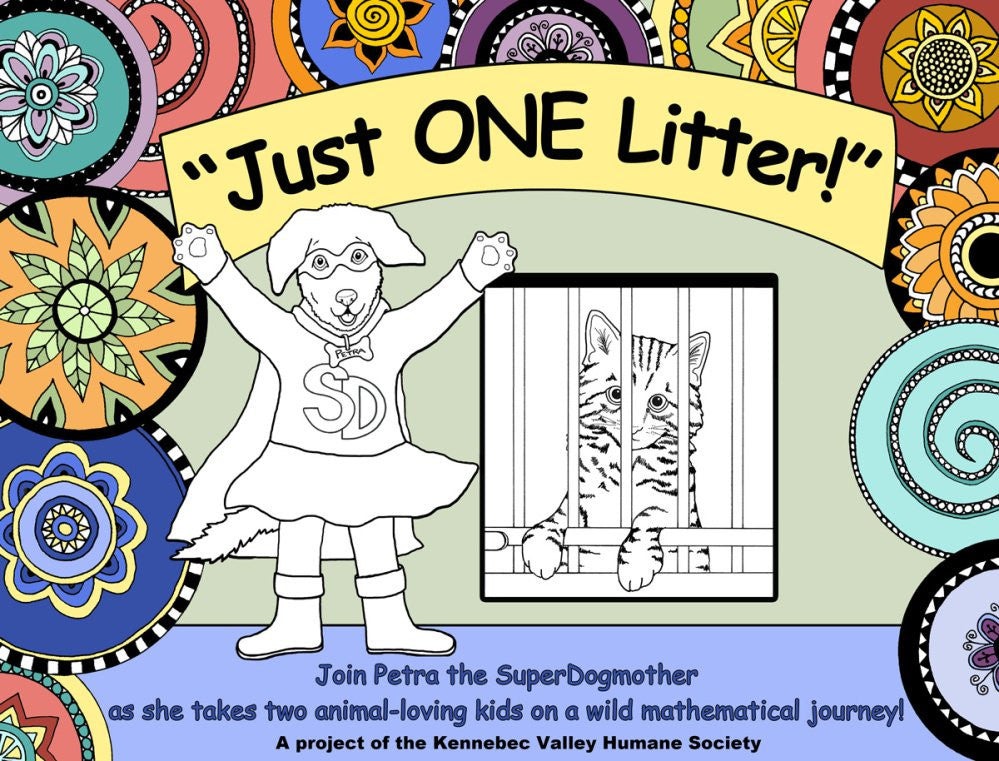 Just ONE Litter Has Launched!