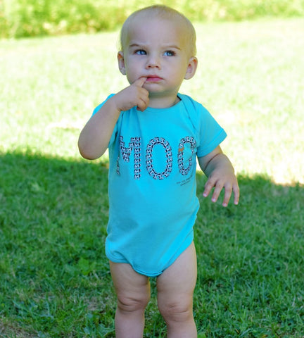MOO Cow Infant Bodysuit