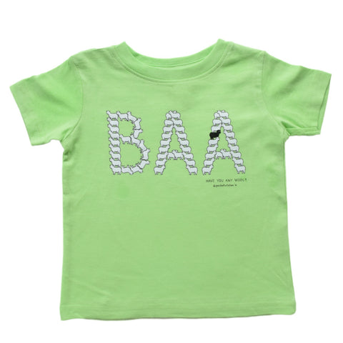 BAA Sheep Infant Tee