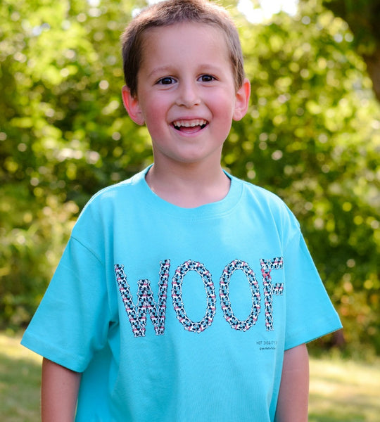 WOOF Dog Toddler Tee