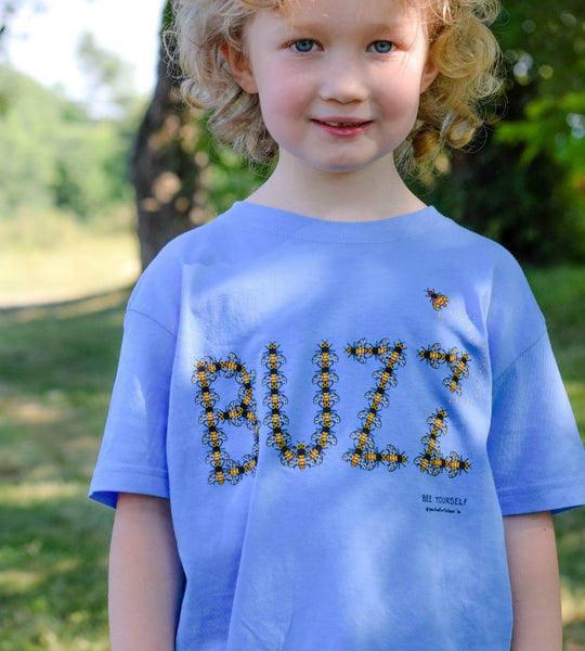 BUZZ Bee Toddler Tee