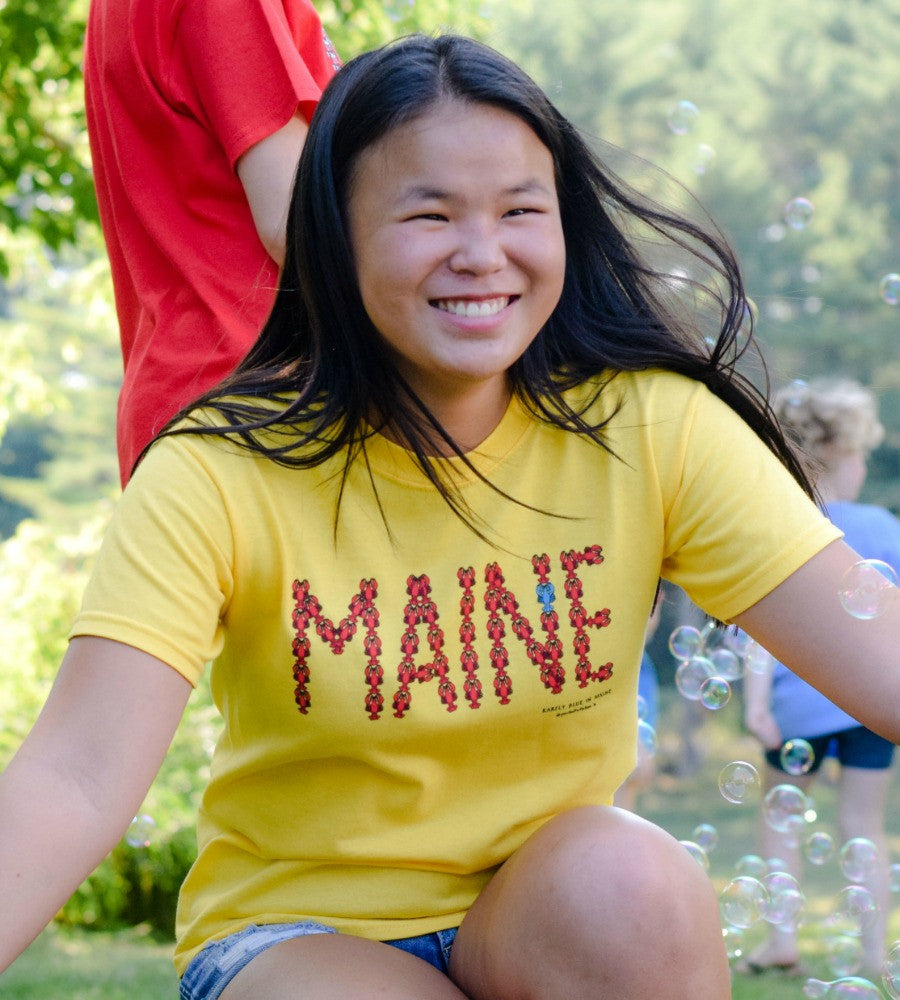 MAINE Lobster Youth Tee