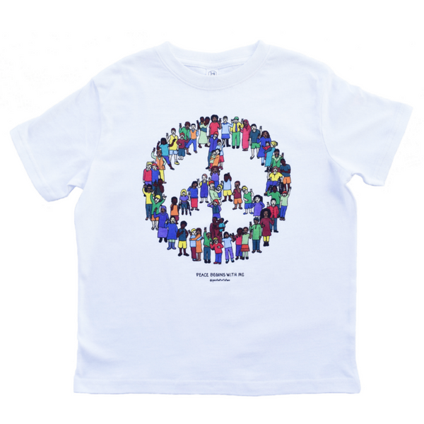 Peace Youth Tee
