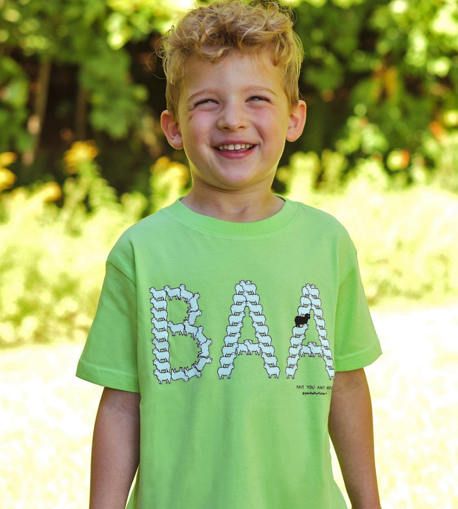 BAA Sheep Toddler Tee
