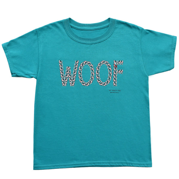 WOOF Dog Youth Tee