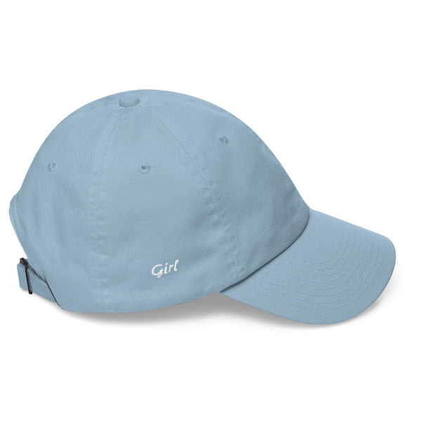 Girl Power - Classic Dad Cap
