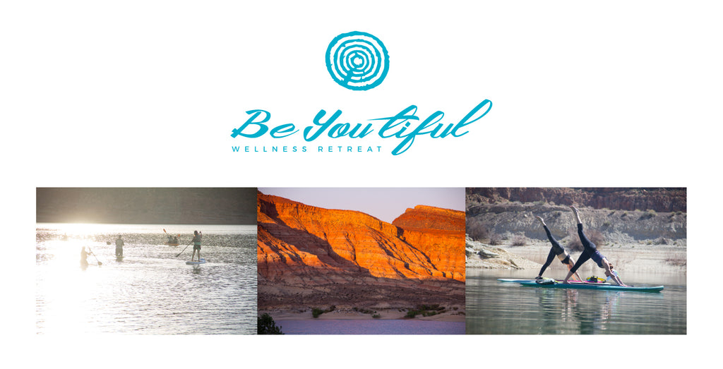 Quail Creek State Park - Dig Paddlesports, BeYoutiful Wellness Retreat header