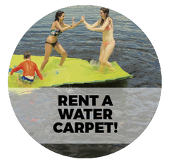 Rent a Water Carpet!