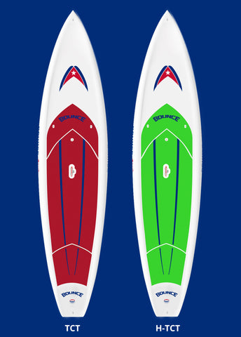 "Bounce SUP - 11' 4"" Super Cruiser - Made in the USA"