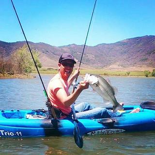 SUP/Kayak FISHING Tour
