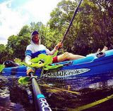 Stealth 14 Best Fishing - Malibu Kayaks