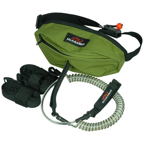 SUP / Paddleboard Carry Straps and Bag with Breakaway Leash INCLUDED!
