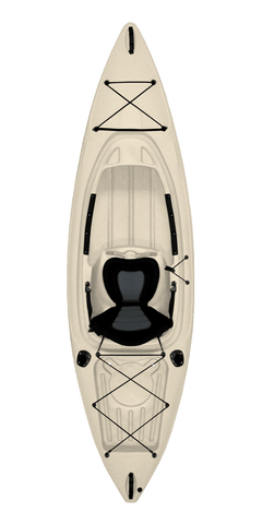 Sierra 10 Sit In - Malibu Kayaks