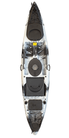 Stealth 12 Mid Size Fishing - Malibu Kayaks