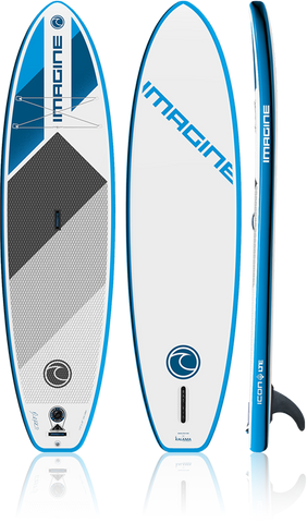 Icon LTE Stand Up Paddleboard - Sale Price from DigPaddlesports.com