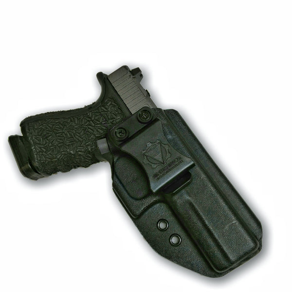 Elementary inside the waistband holster