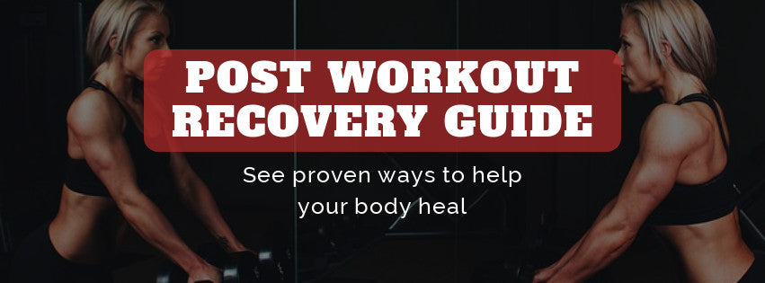Post-Workout Recovery Guide: 10 Best Tips