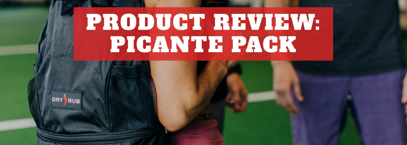 Product Review: Picante Pack by BJJ Expert Eli Knight
