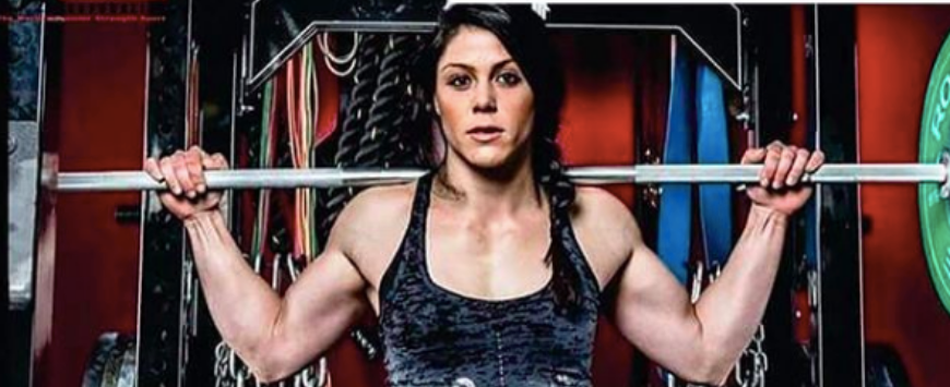 StrongWoman Kim Lawrance is LOVING Dry Rub