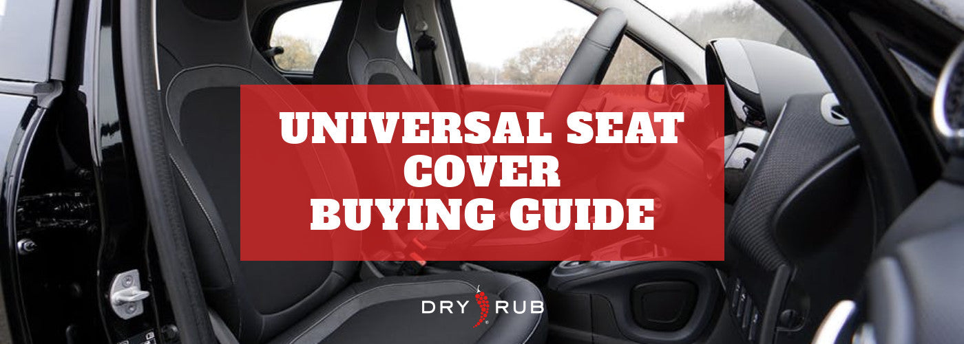 Universal Seat Covers Buying Guide