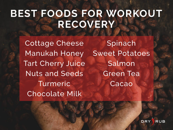 best foods for workout recovery