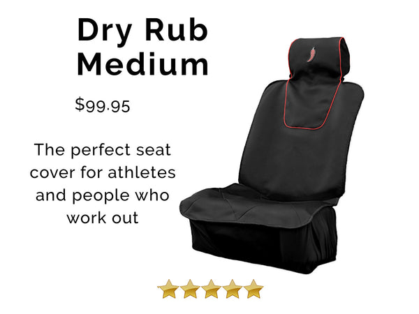 best car seat cover, dry rub car seat cover review