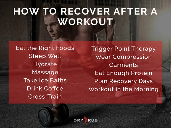 how to recover after a workout, muscle recovery, workout recovery tips, best ways to recover after a workout, muscle soreness,