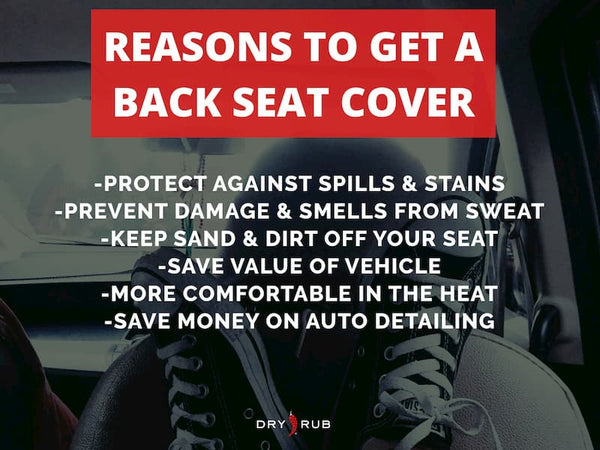 reasons to get a back seat cover