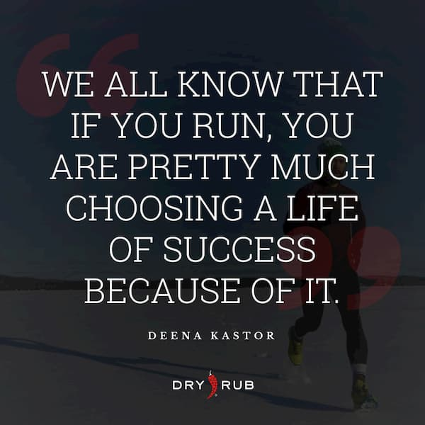 fitness quote - running