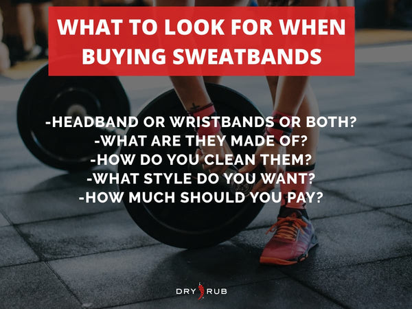 best sweatbands, wrist sweatbands for runners, crossfit sweatbands, wristbands for sweat, headband for sweat