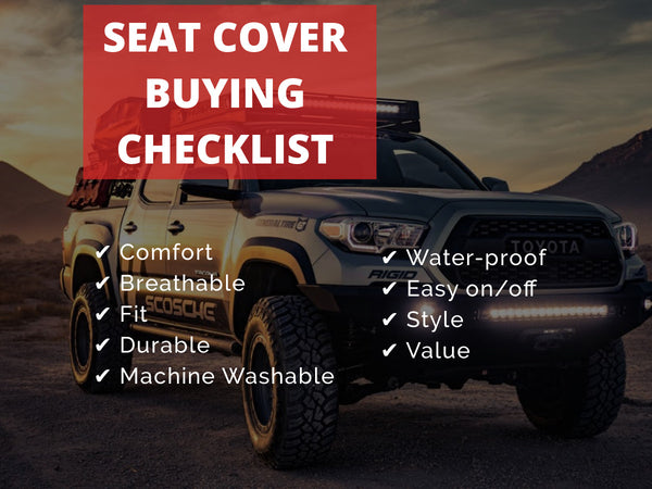 best car seat covers buyer guide, best seat covers, car seat covers after gym, post workout seat cover, waterproof seat cover
