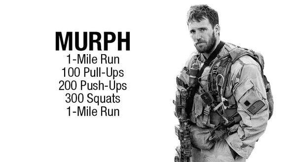 home workout - crossfit murph