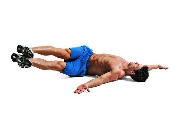 best core exercise for athletes - windshield wipers